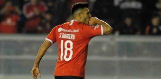Silvio Romero saca chapa por Independiente
