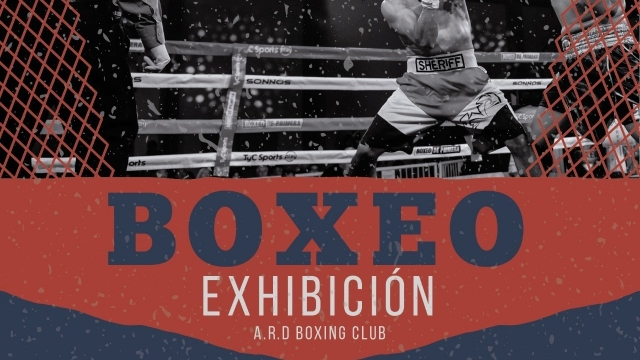 Boxeo Exhibición en Escobar